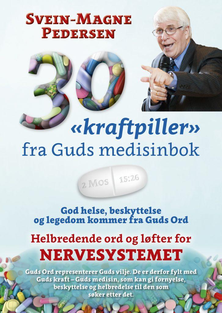 30 kraftpiller fra Guds medisinbok